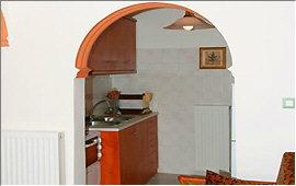 Apartment Gardenia - Küche