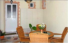 Apartment Gardenia - Terrasse