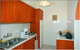 Apartment Vokamvilia - Küche