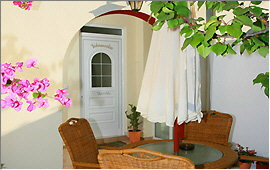 Apartment Vokamvilia - Terrace